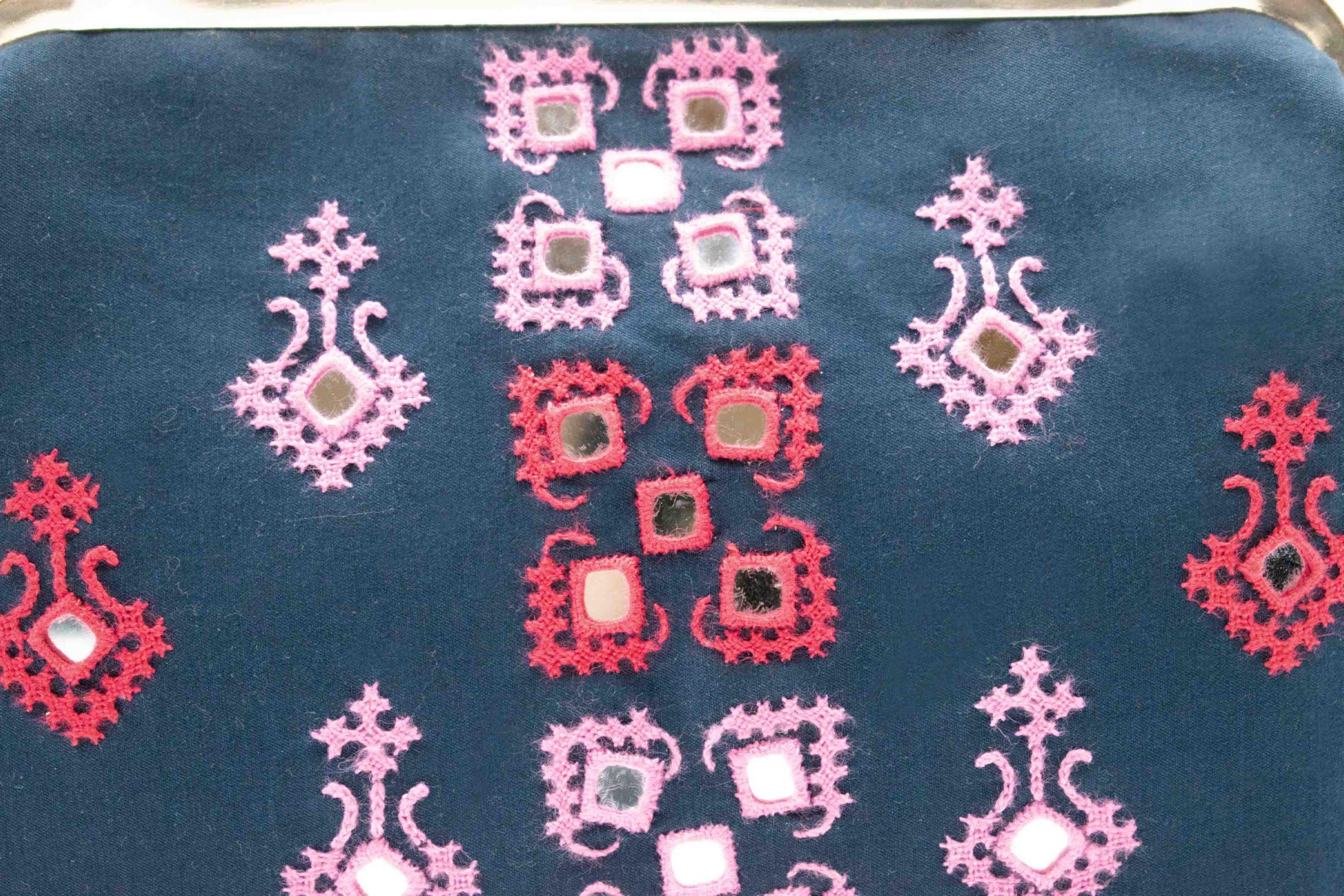 Ethnic Balochi Embroidery Ladies Bag