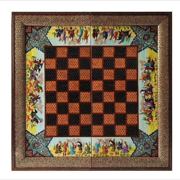 Backgammon / Chess Board